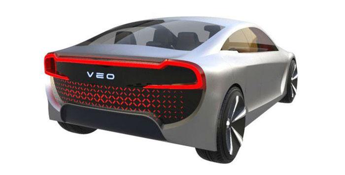 Görüntüsü ilk kez paylaşıldı! İşte yerli otomobilimiz VEO