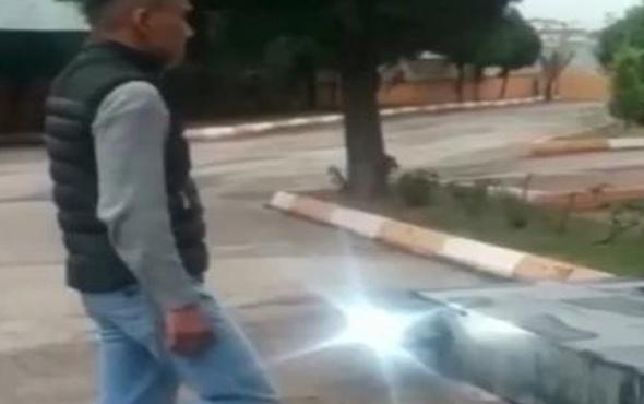 Atatürk büstüne çirkin saldırıya ibretlik ceza