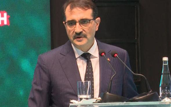 Fatih Dönmez'den doğalgaz müjdesi!