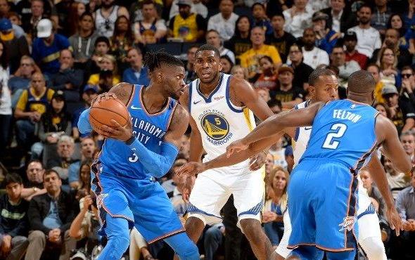 NBA'de perde açıldı! Son şampiyon galibiyetle başladı