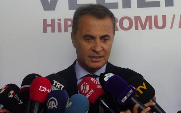 Fikret Orman: Yusuf Namoğlu'na istifa çağrısında bulunmadım