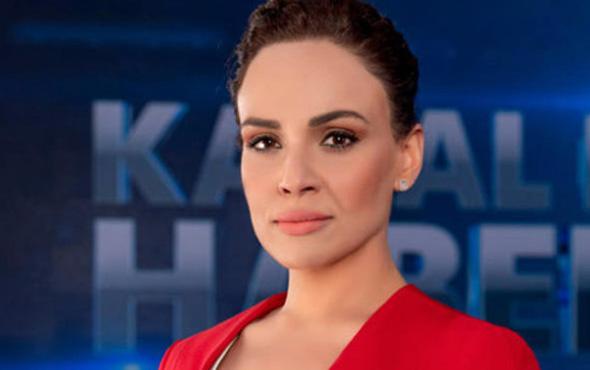Kanal D ana haberin spikeri Buket Aydın'a ne oldu?