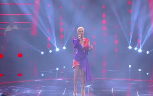 Seda Sayan muhteşem sesiyle O Ses Türkiye sahnesinde!