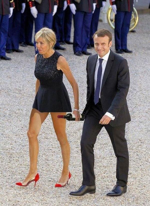Fransa lideri Macron 'gay' mi yoksa 'jigolo' mu? Bomba açıklama...