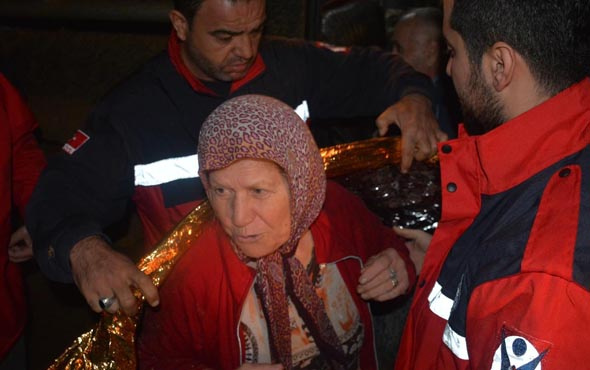 Sinop'ta mantar toplarken kaybolan çift  bulundu
