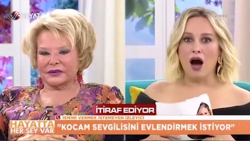 Beyaz TV'de skandal itiraf! Stüdyo bir anda buz kesti