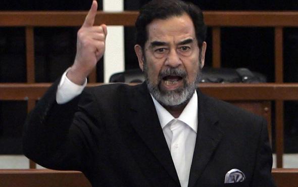 Saddam Hüseyin'in koruması ölü bulundu...