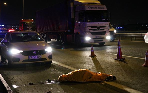 İş adamının feci ölümü! Aracını kontrol ederken...