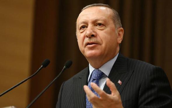 Cumhurbaşkanı Erdoğan'dan 4 yıl aradan sonra bir ilk!