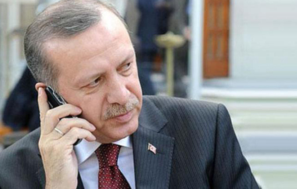 Erdoğan, Kanada Başbakanı ile görüştü!