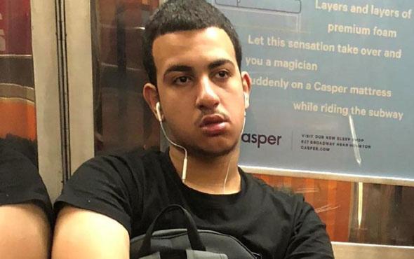 69d709f3fdb New York ta sapık İbrahim şoku! Metroda herkesin içinde ...
