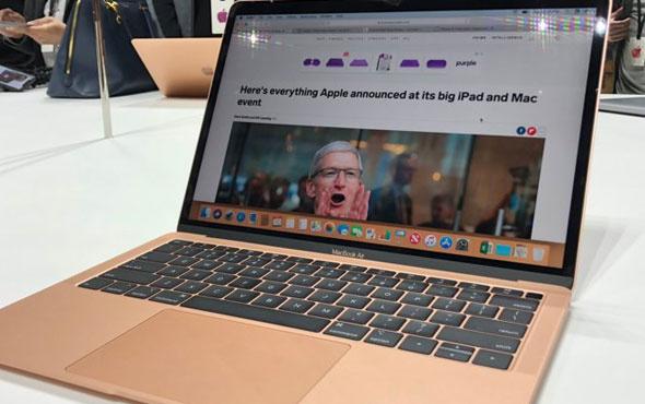 Apple merakla beklenen Macbook Air'i tanıttı! İşte fiyatı ve özellikleri