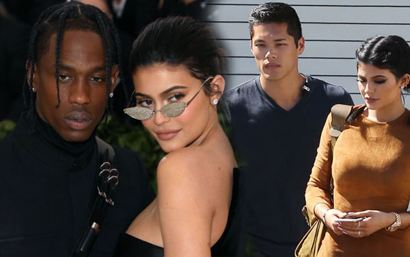 21 yaşındaki Kylie Jenner'in kızıyla birlikte pozları beğeni yağmuruna tutuldu