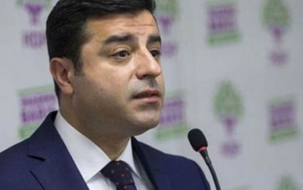 Mahkemeden Selahattin Demirtaş'la ilgili flaş karar!