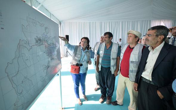Akkuyu Nükleer Santrali ilk kez vatandaşın ziyaretine açıldı!