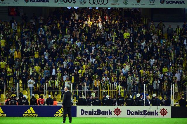 Fenerbahçe - Başakşehir maçı sonrası büyük tepki!