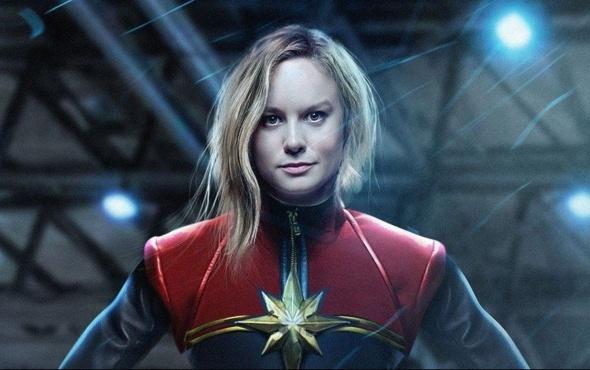 Captain Marvel fragmanı yayınlandı: Evrenin en güçlüsü geliyor!