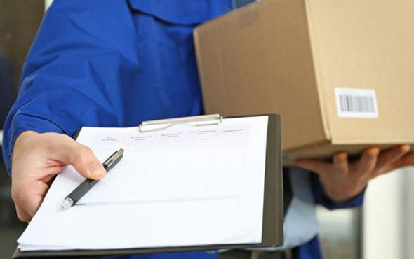 Kayıtlı posta maddelerini nasıl gönderebilirim?
