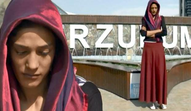 Erzurum'da ilginç olay! Boyu uzun diye evden kovuldu