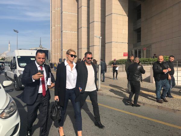 Sıla Ahmet Kural'dan şikayetçi oldu : 'Kafama vurdu yerlerde sürükledi'