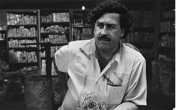 Escobar'ın eşi sessizliğini bozdu 'Paranoyak, çıkarcı'