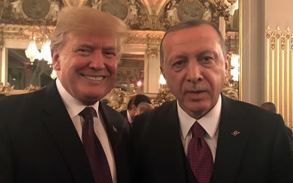 Beyaz Saray'dan son dakika Erdoğan-Trump görüşmesi açıklaması