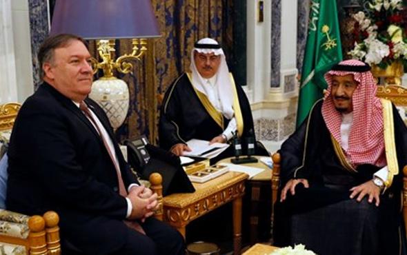 """ABD'den Suudi Arabistan'a """"Kaşıkçı"""" uyarısı"""