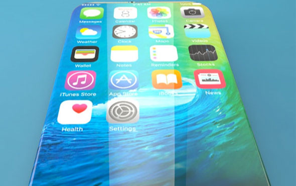 Apple tam ekranlı iPhone için patent başvurusu yaptı