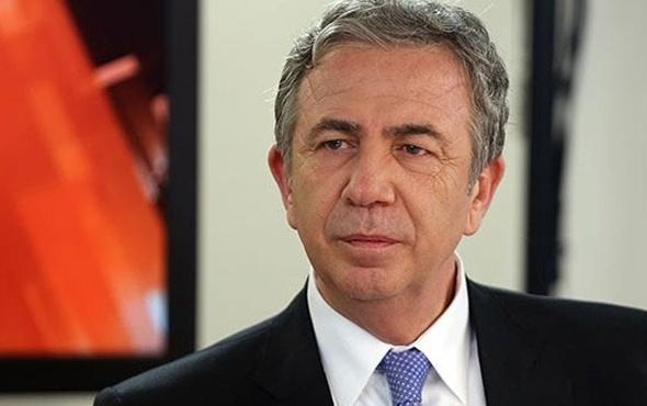Mansur Yavaş Ankara'dan aday olacak mı hangi partiden işte o açıklama