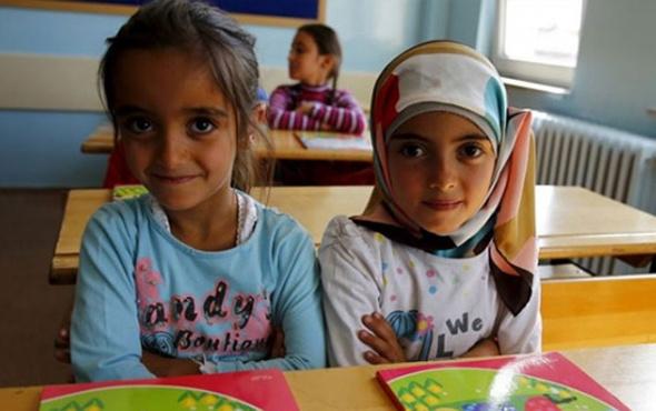 Mamak'ta mülteci çocuklar için yeni proje
