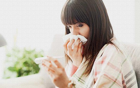 Grip nasıl geçer? Gribe bu bitkilerle karşı koyun!
