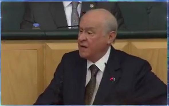 Bahçeli'den Diyanet İşleri Başkanı Erbaş'a tepki: Derhal gereğini yap