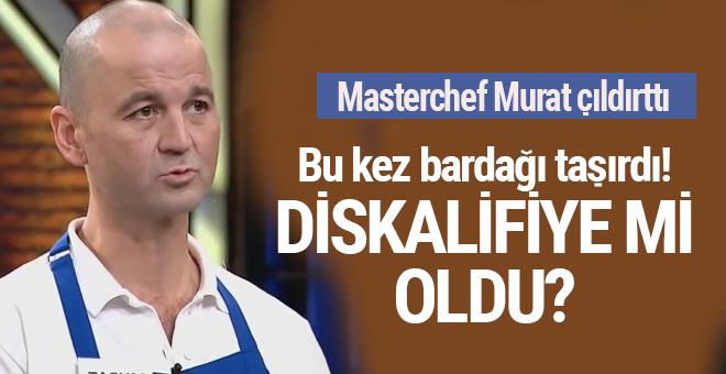 Masterchef Murat diskalifiye oldu Murat Özdemir kimdir?