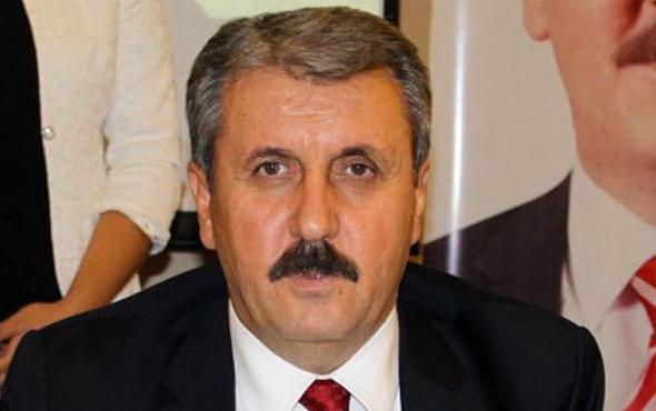 Destici'den Ali Erbaş yorumu: Bu ziyareti kim planladıysa gerekli işlemler yapılsın