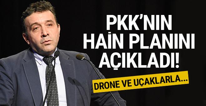 Abdullah Ağar PKK'nın yeni planını açıkladı! Drone ve model uçaklarla...