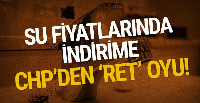 İBB Başkanı Uysal müjdeyi vermişti: CHP indirimi reddetti!
