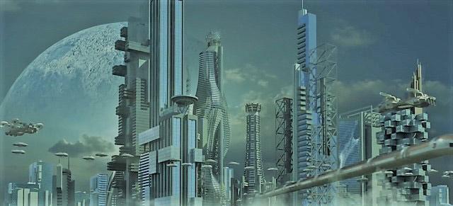 2600 yılından gelen zaman yolcusundan şok iddia! Robotlar, uzaylılar ve insanlar...