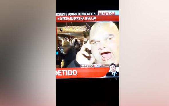 Kameranın önüne her geçtiğinde çığlık atan adam