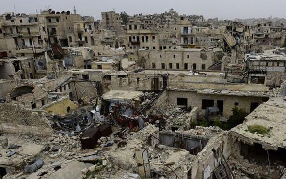 Suriye'de 36 sivil öldürüldü !