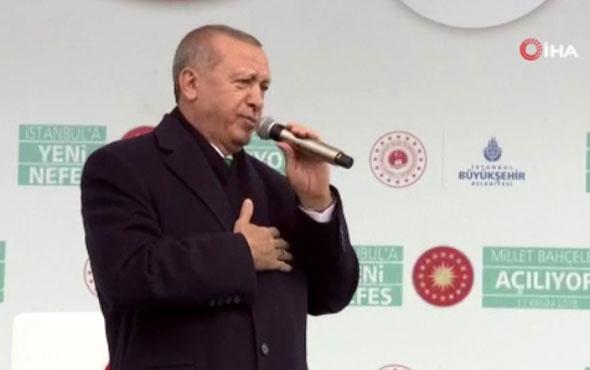 Cumhurbaşkanı Erdoğan'dan flaş açıklamalar: İsteseniz de istemeseniz de yapacağız