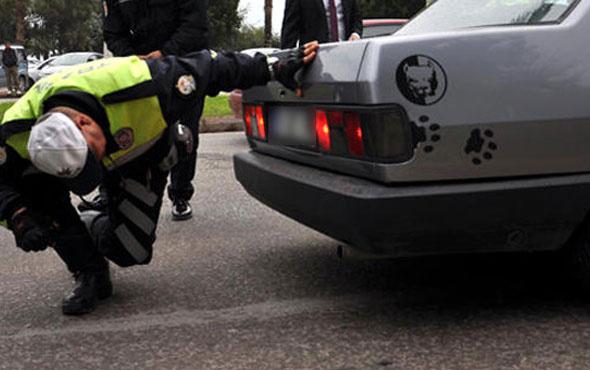 Milyonlarca araç sahibine ceza yolda