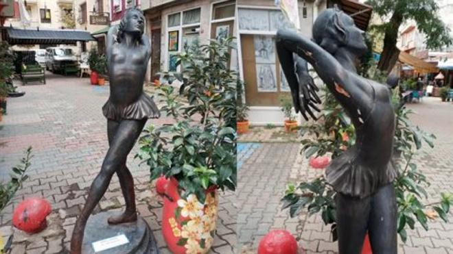 balerini Meriç Sümen ile ilgili görsel sonucu