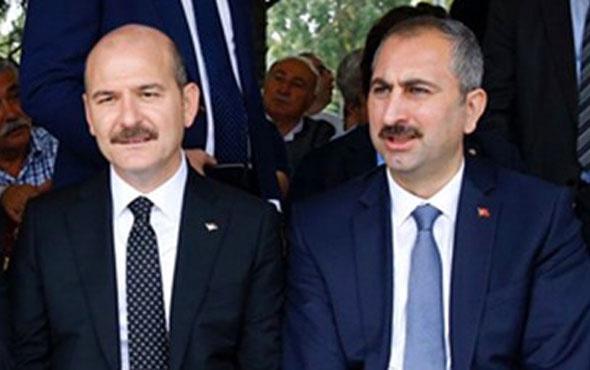 ABD'den flaş Süleyman Soylu ve Abdülhamit Gül kararı! Listeden çıkardılar...