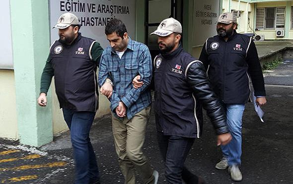 ABD'den sınır dışı edilen sapık FETÖ'cü tutuklandı!