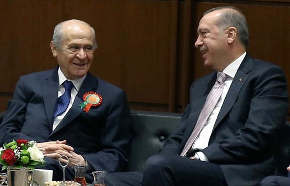 Erdoğan ile Bahçeli görüşmesi için araya giren işadamı kim?
