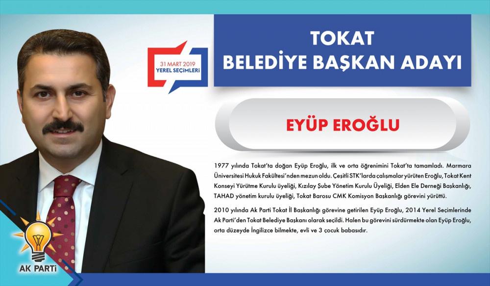 AK Parti belediye başkan adayları 2019 seçimi tam listesi