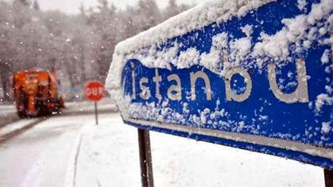 İstanbul´da bu kış havalar nasıl olacak Kandilli Rasathanesi açıkladı