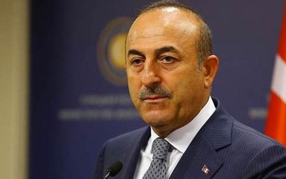 Bakan Çavuşoğlu, 'ABD yaptırım kararından vazgeçmek istedi'