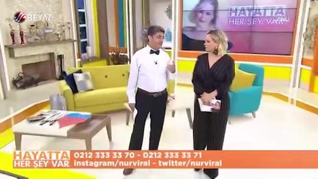 Beyaz TV'de programa damga vuran itiraf  'Kocamla Cinsel İlişkiye Giremiyoruz'