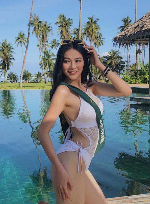 Yeryüzünün en güzel kızı Vietnam'dan çıktı işte o güzel...